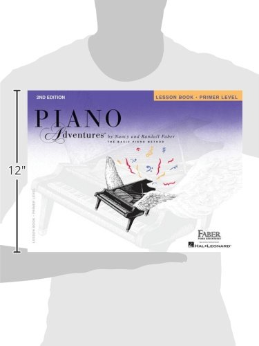 Details for Piano Adventures Lesson Book, Primer Level