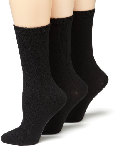 Dockers Women's 3 Pack Wardrobe Sock