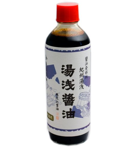 紀州の特産品 湯浅醤油 500ml