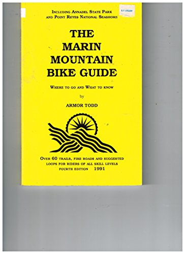 Image for The Marin Mountain Bike Guide
