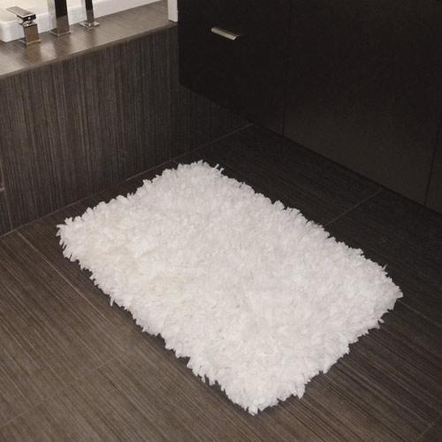 FHE Group Tissue Rug Bath Mat, 45 By 27