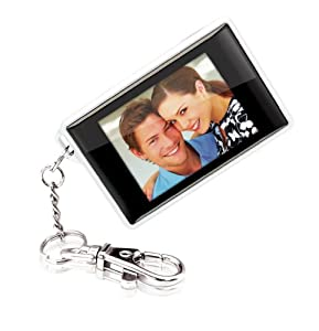 Coby DP180WHT 1.8-Inch Digital TFT LCD Photo Keychain, White