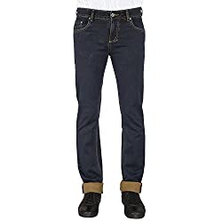 Flags Olive Stretch Slim Fit Men's Jeans_Size 32