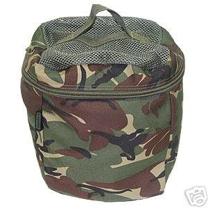 NEW Green Camo Boot Bag Case for boots Walking Hiking