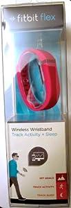 Fitbit Flex Wireless Activity + Sleep Wristband Pink