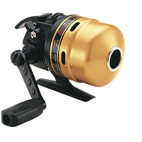 Daiwa Goldcast 12 pound/100 Yard Spincast Reel