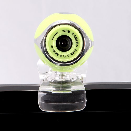 USB 50.0M HD Webcam Camera Web Cam With Mic For Desktop PC Laptop Computer Green