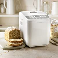 Lakeland Electric Compact 1lb Loaf Bread Maker Machine Plus Delay Start Function