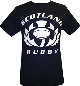 Buy Scotland Rugby T-Shirt by Red Rhino Sports