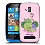 Head Case Eat Kawaii Turtle Design Snap-on Back Case Cover For Nokia Lumia 610