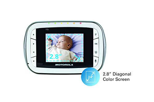 motorola digital video baby monitor with mbp41 camera security reviews. Black Bedroom Furniture Sets. Home Design Ideas