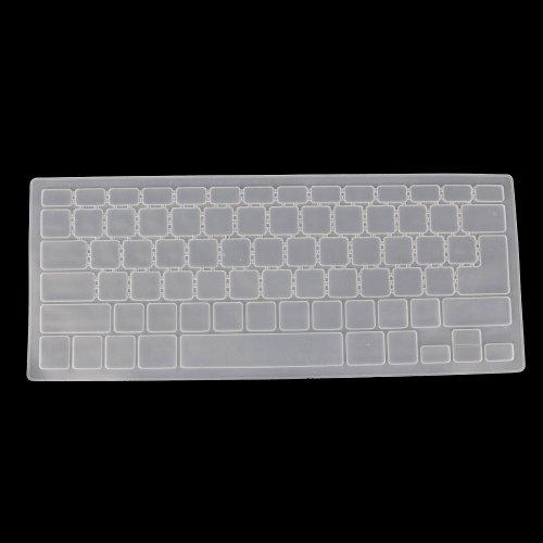 Apollo23-Staubdicht wasserdichte Tastatur Silikon-Schutzfolien für 13,3'' Notebook