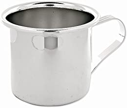 Silver-plated Baby Cup - Engravable Personalized Gift Item