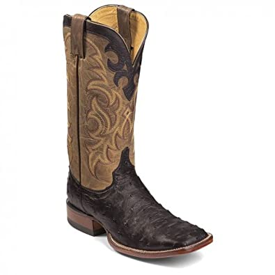 Buy Justin Boots Mens Aqha Collection Elephant Boot by Justin