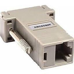 Raritan serial adapter