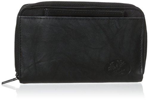buxton-heiress-double-zip-organizer-wallet-black-one-size