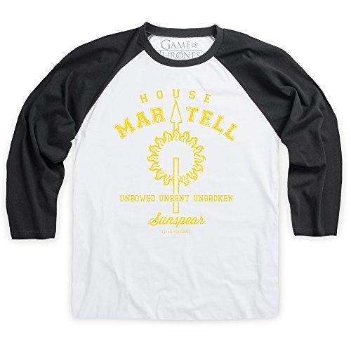 official-game-of-thrones-house-martell-camiseta-de-beisbol-para-hombre-blanco-negro-l