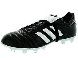 Adidas Men\'s Gloro FG Cblack/Ftwwht/Cblack Soccer Cleat 7.5 Men US
