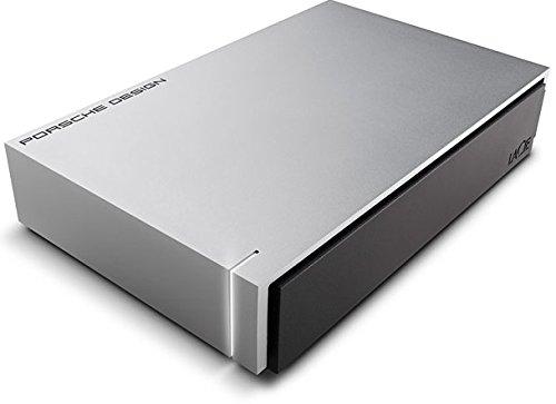 LaCie Porsche Design P'9233 USB 3.0 Desktop Hard Drive for Mac 5TB 9000479