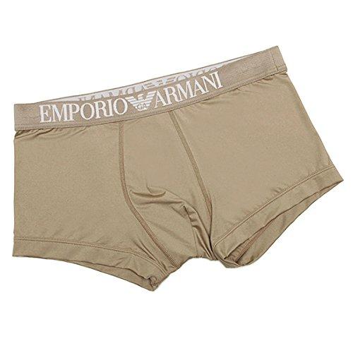 (エンポリオアルマーニ) EMPORIO ARMANI エンポリオアルマーニ ボクサーパンツ メンズ EMPORIO ARMANI 111389 4P547 02651 アンダーウェア BRONZE[並行輸入品]