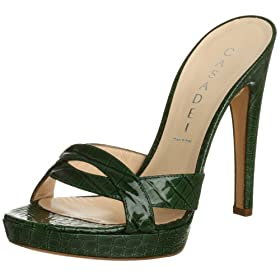 Endless.com: Casadei Women's 8124 High Heel Mule Sandal: Sandals - Free Overnight Shipping & Return Shipping