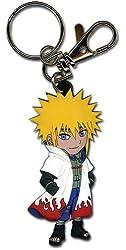 Naruto Shippuden 4th Hokage PVC Keychain