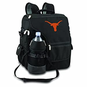 NCAA Texas Longhorns Turismo Insulated Backpack Cooler by Picnic Time