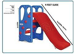 playgro junior girl boy Baby kid slide super senior red and blue