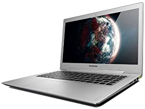 Lenovo U430p 35,5 cm (14 Zoll HD LED) Ultrabook (Intel Core i5-4200U, 2,6GHz, 4GB RAM, Hybrid 500GB 5400RPM SSHD(8G), NVIDIA GeForce GT 730M/2GB, Win 8) rot