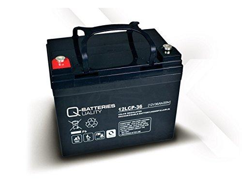 Akku-Batterie-Auto-Zusatzbatterie-Car-Hifi-Endstufe-Verstrker-12V-36Ah-Blei-Bleigel-wie-38Ah-39Ah-40Ah-41Ah-kompatibel