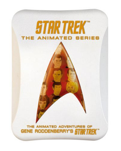 Star Trek The Animated Series - The Animated Adventures of Gene Roddenberrys Star Trek