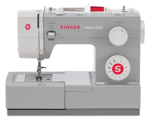 Singer 4411 Heavy Duty Sewing Machine - Grey