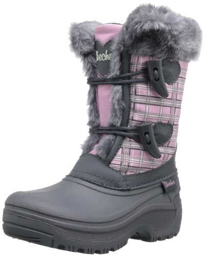 Skechers Kids 88580L Lil Frost Hazy Days Boot