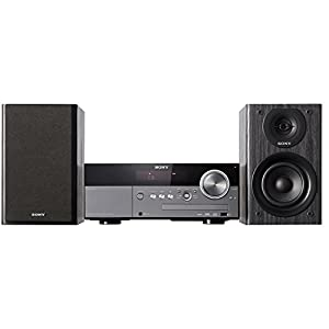 Sony CMTMX550I Micro Hi-Fi with iPod Dock