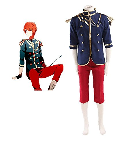 Camplayco Uta No Prince-sama Ittoki Otoya Military Uniform Cosplay Costume-made