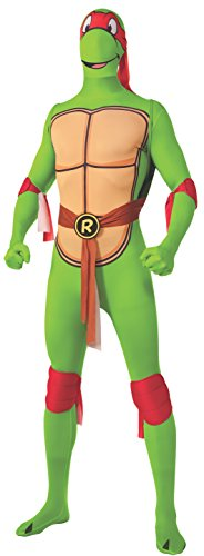 Rubie's Costume Men's Donatello 2Nd Skin Adult Costume with Removable Shell