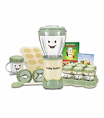 Baby Bullet by Magic Bullet Complete Baby Food Prep System by Baby Bullet that we recomend individually.