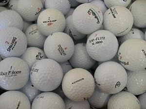 100 Assorted Aaaaa Grade Golf Balls from Assorted