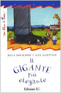 Il gigante più elegante Book Cover
