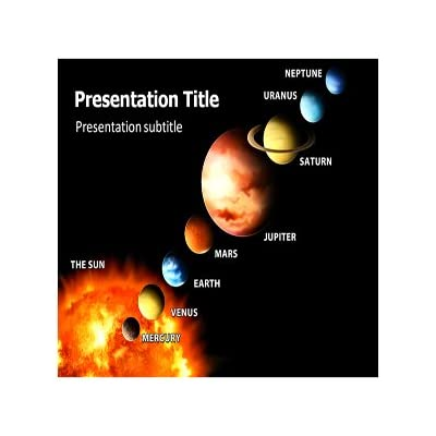 solar system powerpoint template solar system powerpoint ppt template. Black Bedroom Furniture Sets. Home Design Ideas
