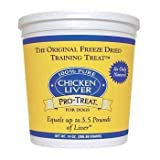 Pro-Treat Freeze Dried Dog Treats