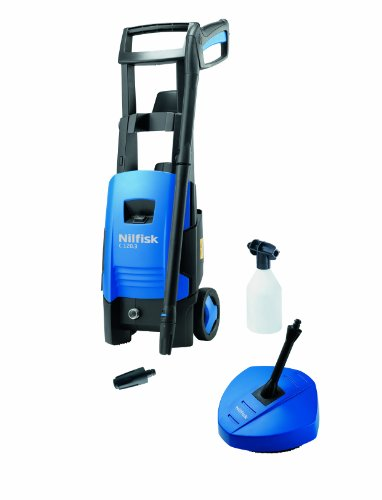 Nilfisk  C120 3-6 PC Pressure Washer Patio Cleaner Set with 1,650-Watt Motor