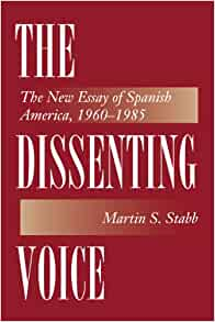 Reinterpreting the spanish american essay