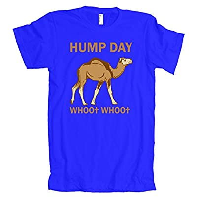 HUMP DAY whoo whoo American Apparel T-Shirt