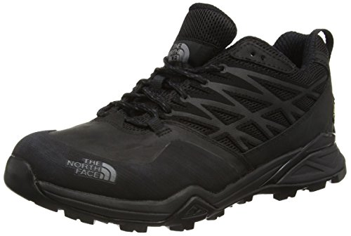 Men's The North Face Hedgehog Hike Gore-Tex Hiking Shoe TNF Black/TNF Black Size 11 M US (Black Oasis Shoes compare prices)
