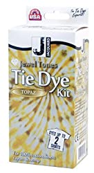 Jacquard Jewel Tones Tie Dye Kit Topaz - Dyes up to 2 T-Shirts