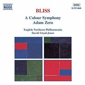 Bliss: A Colour Symphony; Adam Zero
