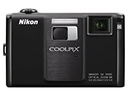Nikon Coolpix S1000pj 12 1MP Digital Camera with Built-In Projector and 5x Wide-Angle Optical Vibration Reduction VR Zoom