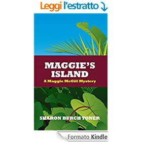 Maggie's Island: Maggie McGill Mystery #4 (Maggie McGill Mysteries) (English Edition)