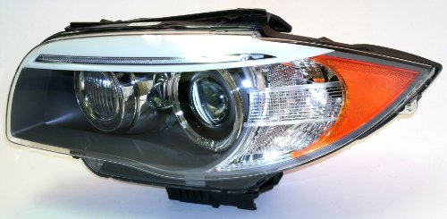 100W Halogen 6 inch -Chrome Driver side WITH install kit 2008 Volvo VT830 Side Roof mount spotlight